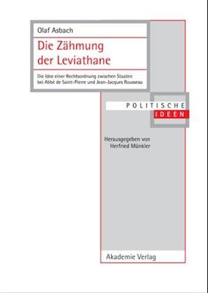 Die Zahmung der Leviathane af Olaf Asbach