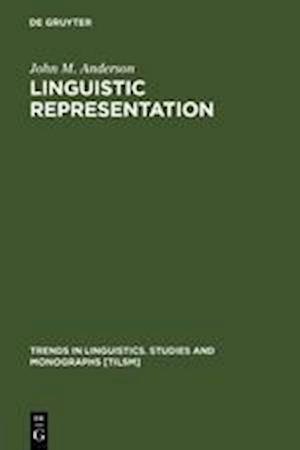 Linguistic Representation af John M. Anderson
