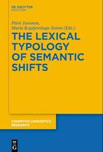 The Lexical Typology of Semantic Shifts (Cognitive Linguistics Research, nr. 58)