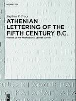 Athenian Lettering of the Fifth Century B.C. af Stephen V. Tracy