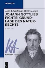 Johann Gottlieb Fichte (Klassiker Auslegen, nr. 24)