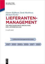 Lieferantenmanagement (Betriebswirtschaftslehre kompakt)