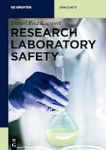 Research Laboratory Safety (De Gruyter Textbook)