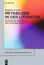 Metabilder in Der Literatur (Spectrum Literaturwissenschaft / Spectrum Literature, nr. 54)