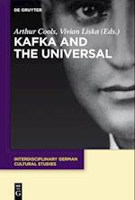 Kafka and the Universal (Interdisciplinary German Cultural Studies, nr. 21)