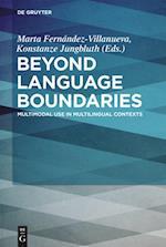 Beyond Language Boundaries