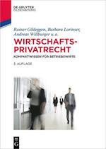 Wirtschaftsprivatrecht (De Gruyter Studium)
