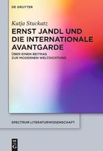 Ernst Jandl Und Die Internationale Avantgarde (Spectrum Literaturwissenschaft / Spectrum Literature, nr. 55)