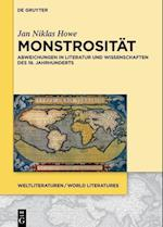 Monstrositat (Weltliteraturen World Literatures, nr. 10)