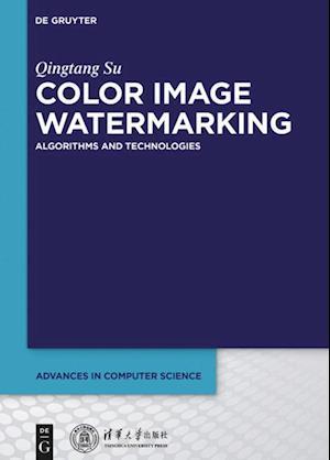 Bog, hardback Color Image Watermarking af Qingtang Su