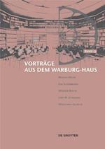 Vortrage Aus Dem Warburg-Haus. Band 13