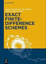 Exact Finite-Difference Schemes