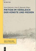Fiktion Im Vergleich Der Kunste Und Medien (Weltliteraturen World Literatures, nr. 13)