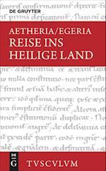Reise Ins Heilige Land (Sammlung Tusculum)