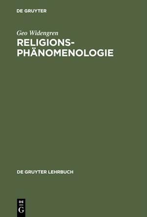 Religionsphanomenologie af Geo Widengren