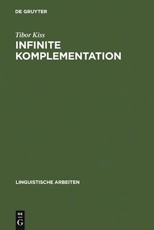 Infinite Komplementation af Tibor Kiss