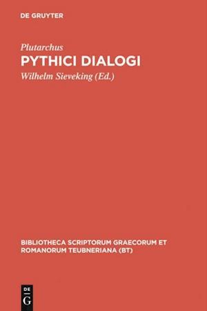 Pythici dialogi af Plutarchus