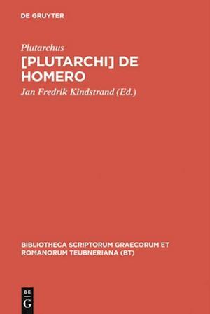 De Homero af Plutarchus