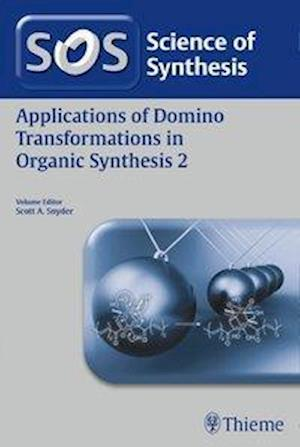Bog, paperback Applications of Domino Transformations in Organic Synthesis af Erick M. Carreira