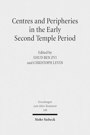 Bog, hardback Centres and Peripheries in the Early Second Temple Period