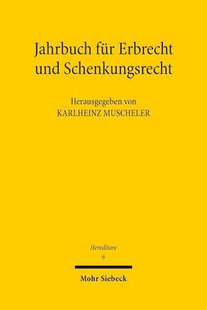 Bog, paperback Hereditare - Jahrbuch Fur Erbrecht Und Schenkungsrecht