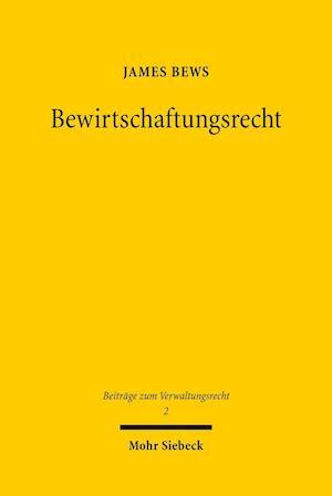 Bog, paperback Die Rechtliche Bewaltigung Von Krisensituationen Am Beispiel Der Elektrizitatsversorgung af James Bews