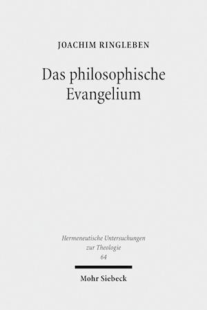 Bog, paperback Das Philosophische Evangelium af Joachim Ringleben