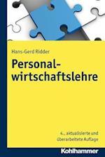 Personalwirtschaftslehre af Hans-Gerd Ridder