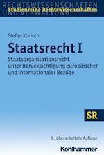 Staatsrecht I (Sr studienreihe Rechtswissenschaften)