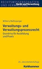 Verwaltungs- Und Verwaltungsprozessrecht (Recht Und Verwaltung)