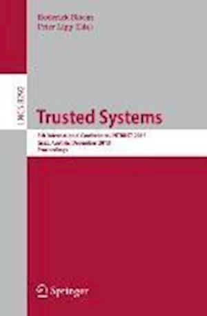 Trusted Systems af Roderick Bloem