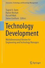 Technology Development af Tugrul U. Daim