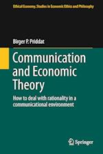 Communication and Economic Theory af Birger P. Priddat