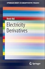 Electricity Derivatives af Rene Aid