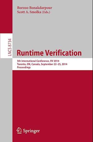 Runtime Verification af Borzoo Bonakdarpour