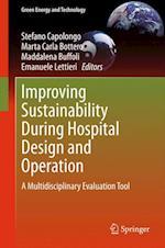 Improving Sustainability During Hospital Design and Operation af Stefano Capolongo