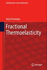 Fractional Thermoelasticity af Yuriy Povstenko