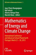 Mathematics of Energy and Climate Change af Jean-Pierre Bourguignon