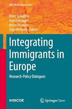 Integrating Immigrants in Europe af Peter Scholten