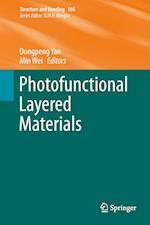 Photofunctional Layered Materials af Dongpeng Yan