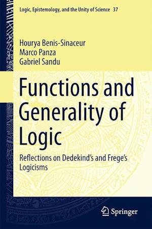Functions and Generality of Logic af Marco Panza