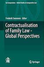 Contractualisation of Family Law - Global Perspectives af Frederik Swennen