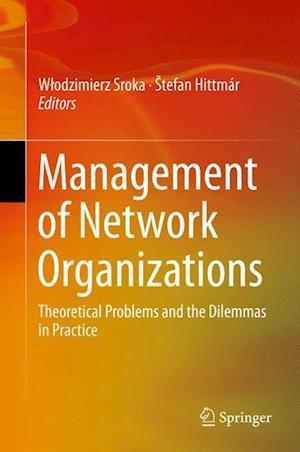 Management of Network Organizations af Wlodzimierz Sroka