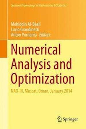 Numerical Analysis and Optimization af Mehiddin Al-Baali