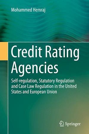 Credit Rating Agencies af Mohammed Hemraj