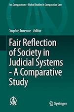 Fair Reflection of Society in Judicial Systems - A Comparative Study af Sophie Turenne