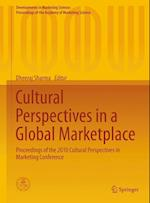 Cultural Perspectives in a Global Marketplace af Dheeraj Sharma