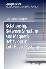 Relationship Between Structure and Magnetic Behaviour in ZnO-Based Systems af Clara Guglieri
