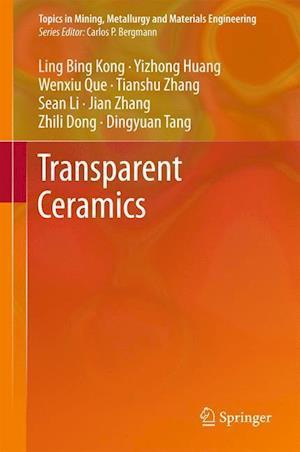 Transparent Ceramics af Ling Bing Kong