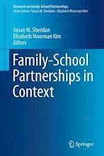 Family-School Partnerships in Context af Susan M. Sheridan